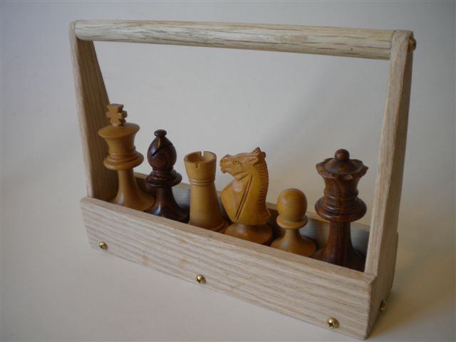First Chess Set (Photo #1)